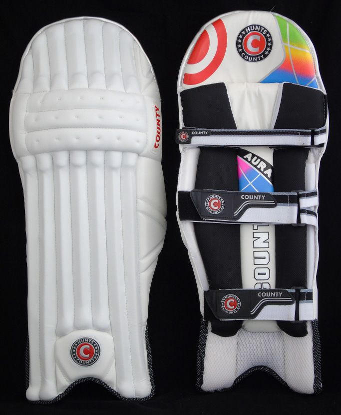 Hunts County - Aura Mens Batting Pads (Right Hand)